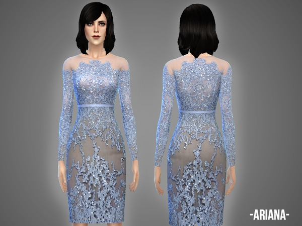 Ariana - dress by -April-
