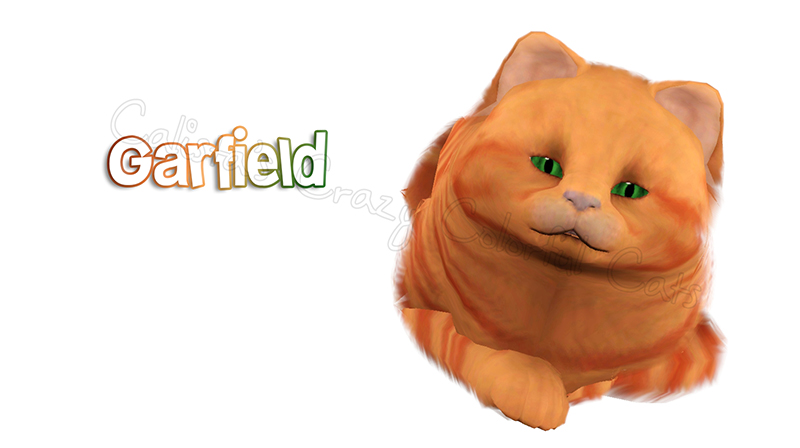Garfield by Calista