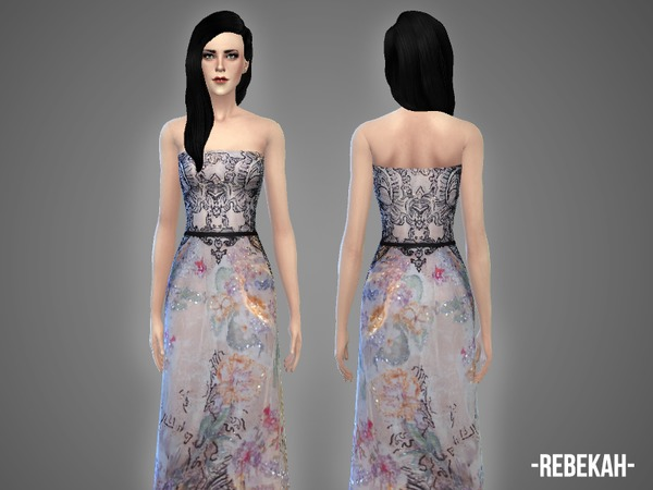 Rebekah - gown by -April-