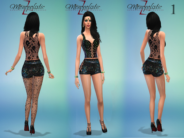 Nightlife Sexy Set by monopolistic