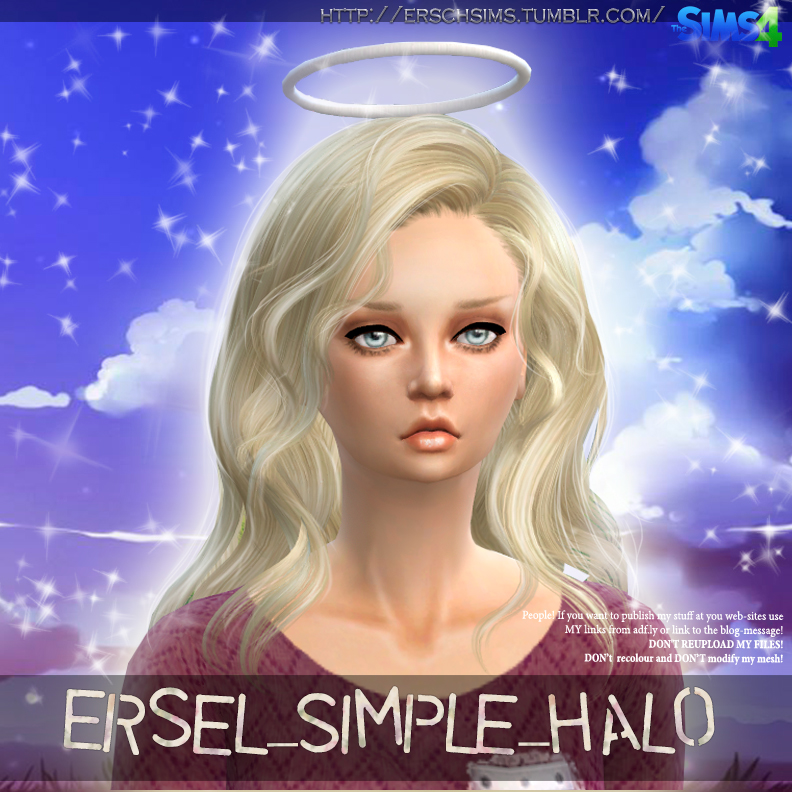 Ersel_Simple_Halo