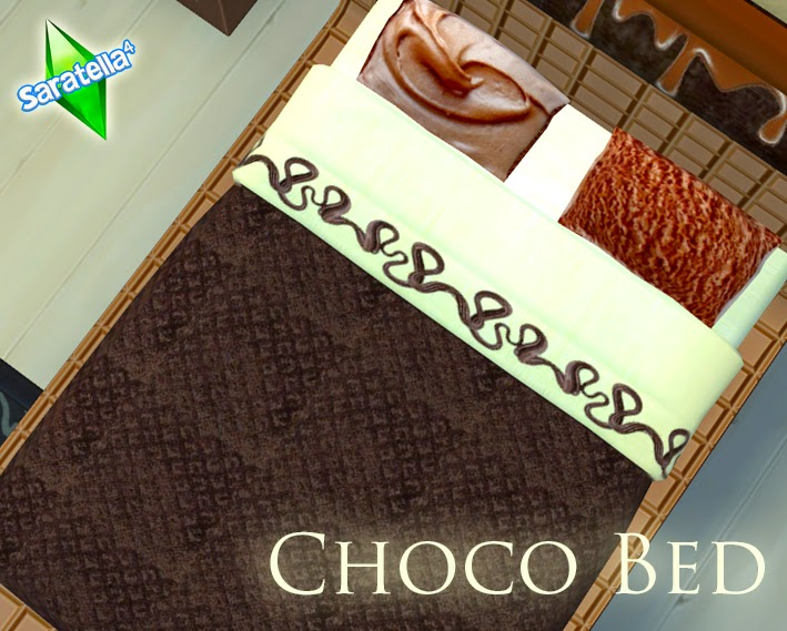 Choco Bed by Saratella