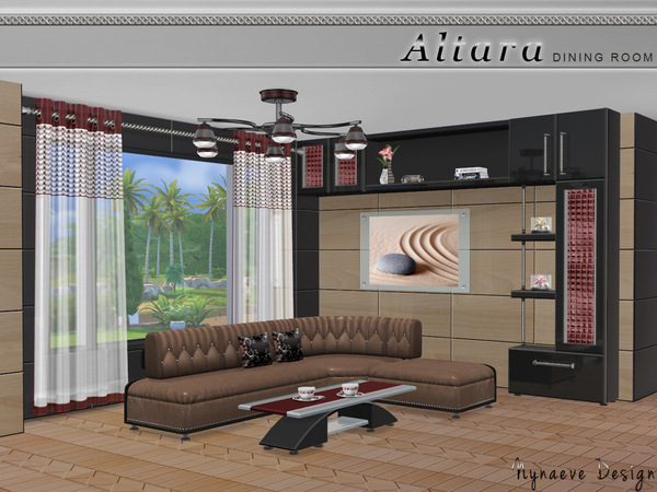 Altara Living Room by NynaeveDesign