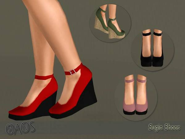 Sugia Shoes by OranosTR