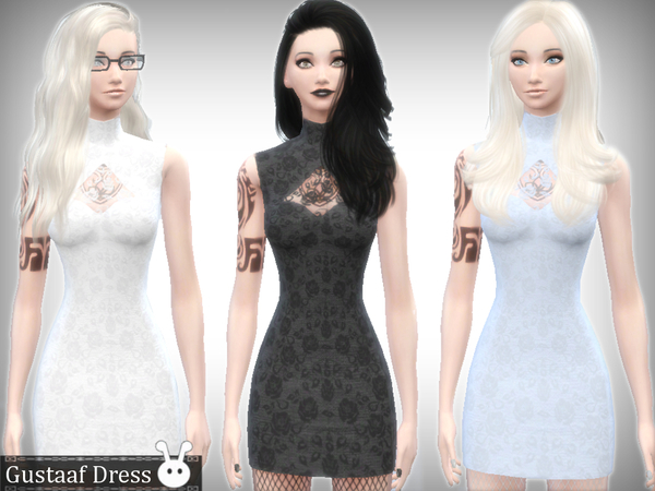 Gustaaf Dress by XxNikkibooxX