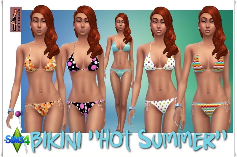 "Bikini ""Hot Summer"" by Annett85"