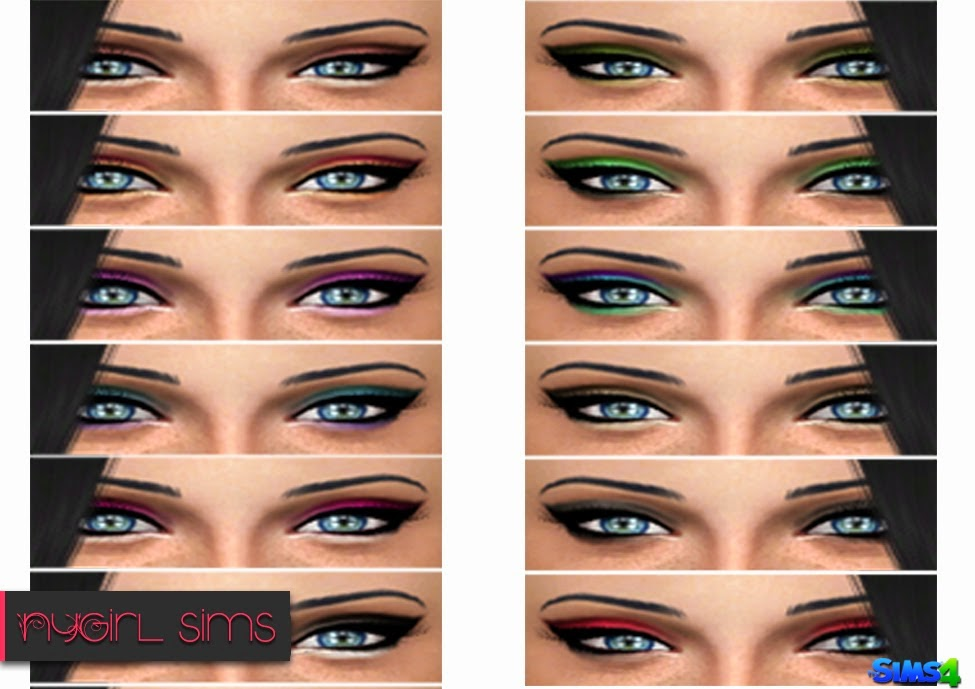 Eye Shadow N01 by NyGirl