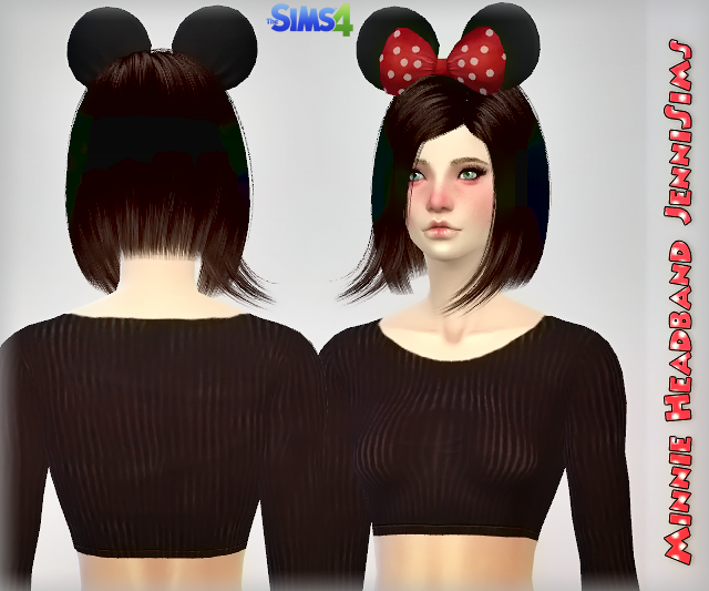 New Mesh Accessory Hair Minnie Headband by Jennisims