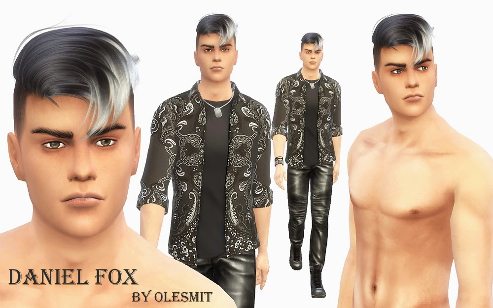 Daniel Fox by OleSims