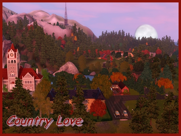 Country Love world by Maxi Sims