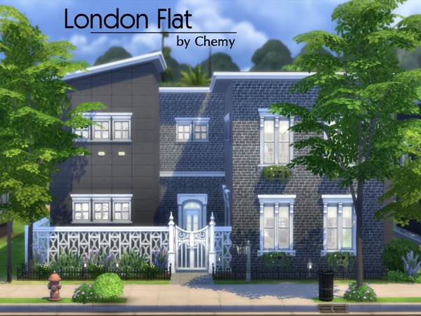 London Flat by chemy