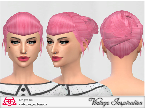 Set retro / alternative hair / bandana by Colores Urbanos