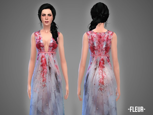 Fleur - gown by -April-