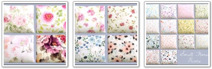 Floral cushions at Martines Simblr