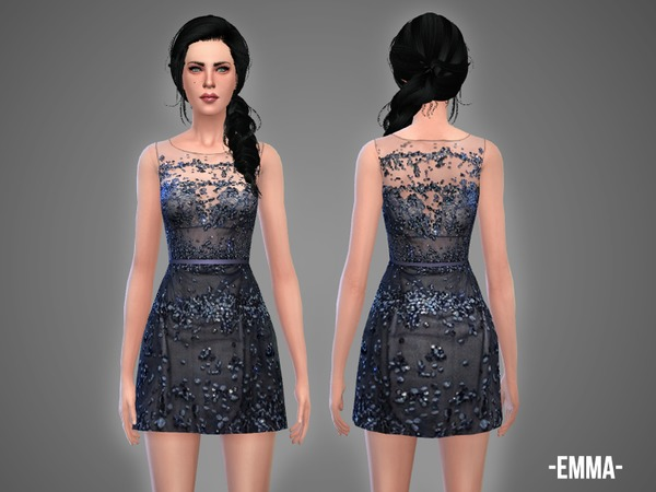 Emma - dress by -April-