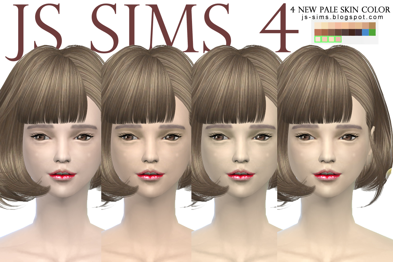 New Skin & Makeup Collection by JS SIMS