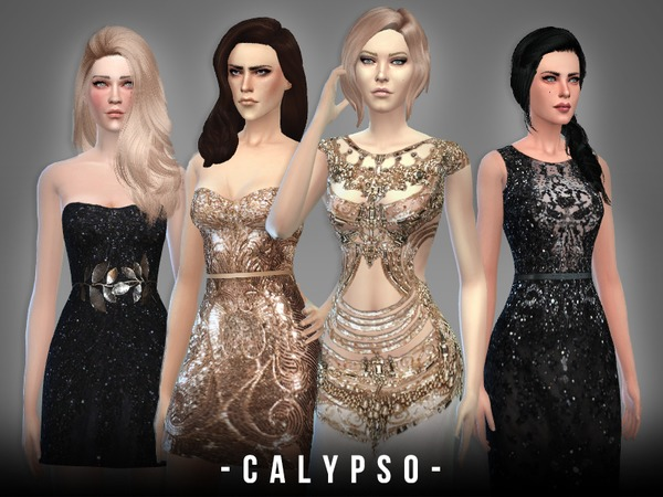 Calypso Collection by -April-