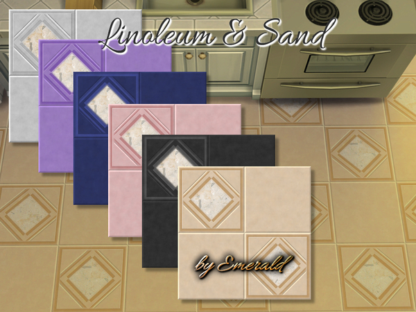 Linoleum & Sand by emerald