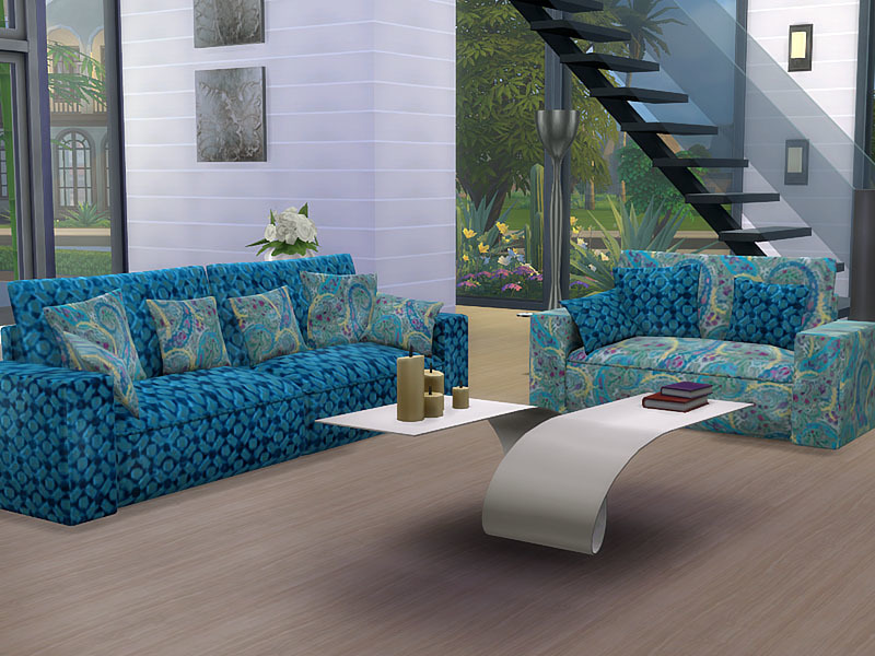 Sofa and loveseat Slide Recolors BY Pilar