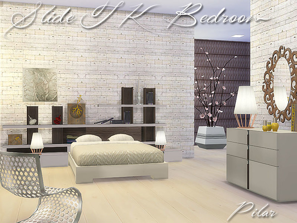 SlideTK Bedroom by Pilar