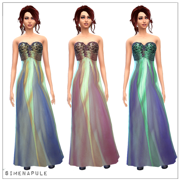 Prom Dress Princess by Ronja