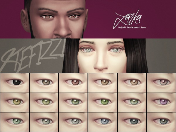 Laika Eyes by Stefizzi