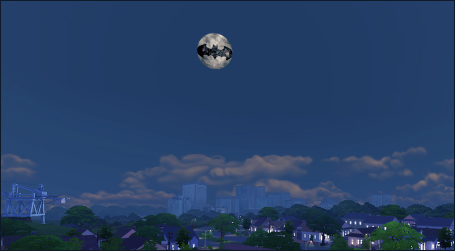 Batman Moon by Sims4-Downloads