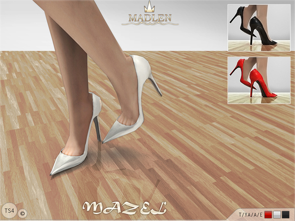 Madlen Mazel Shoes by MJ95