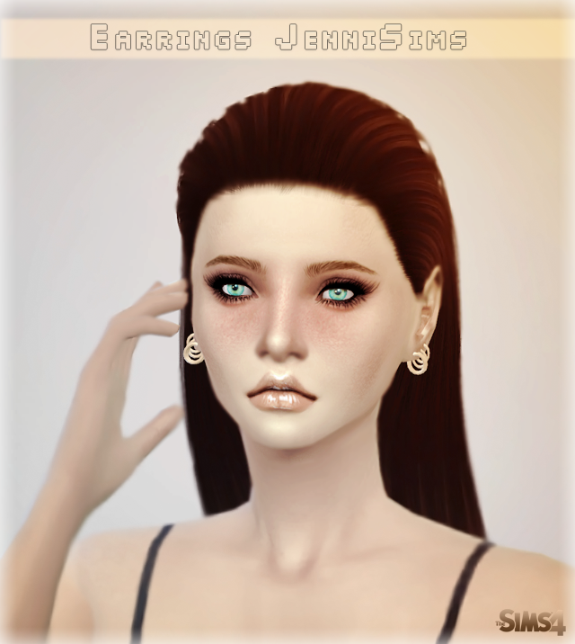 Earrings for Females by JenniSims