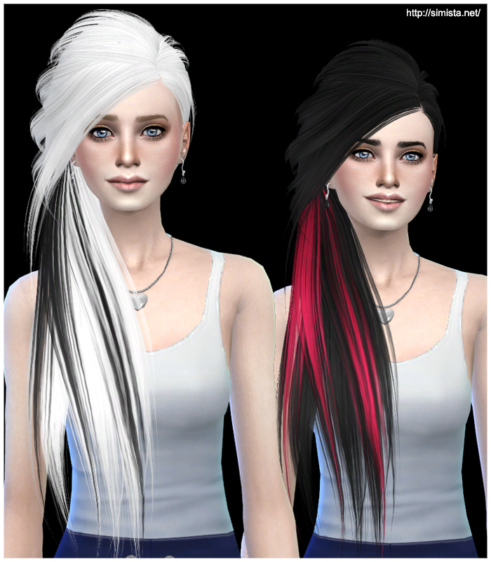 Skysims Hair 253 Retexture at Simista