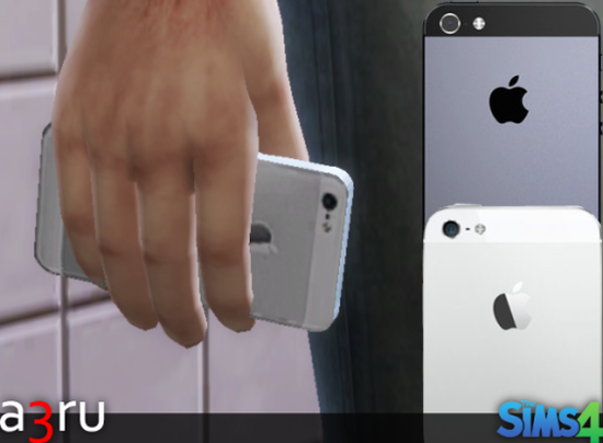 Accessory iPhone 5 for Males & Females by A3ru