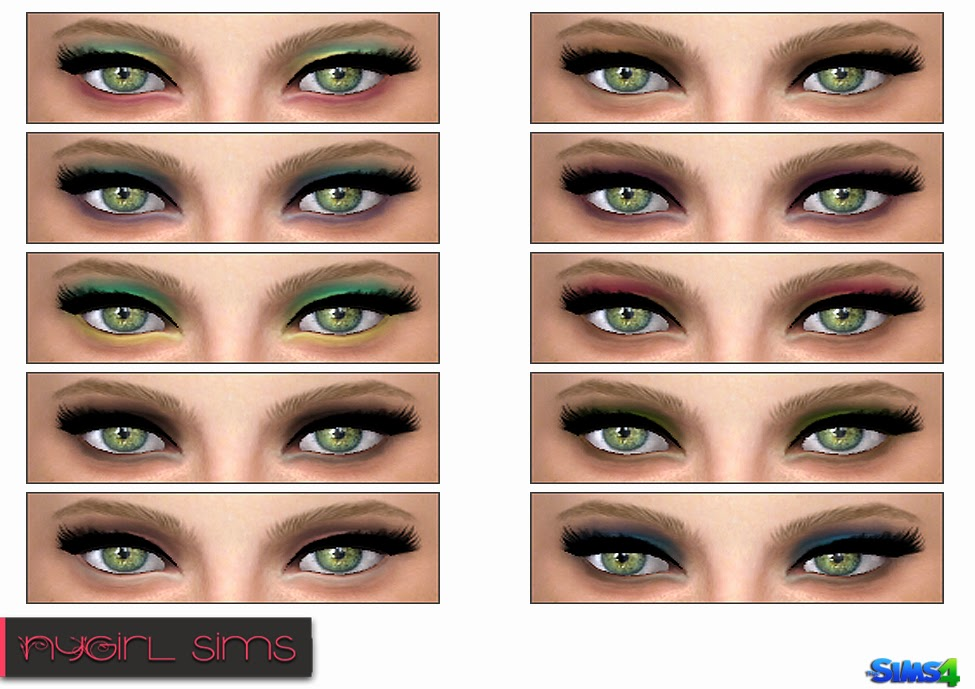 Eye Shadow N02 by NyGirl