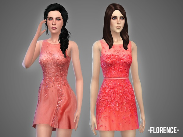 Florence - dress set by -April-