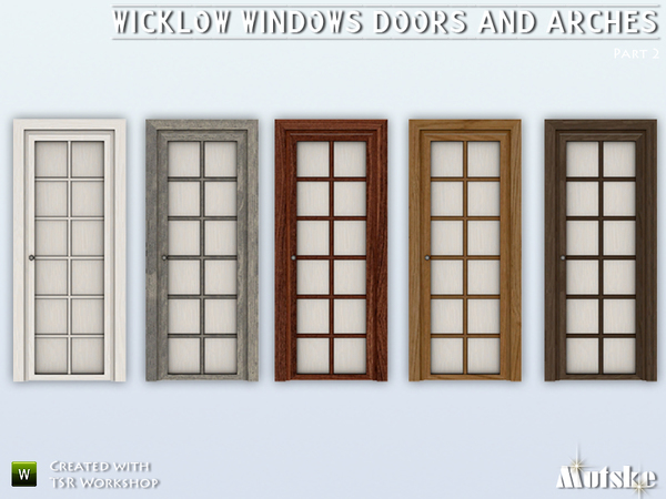 Wicklow windows and more part 2 by mutske