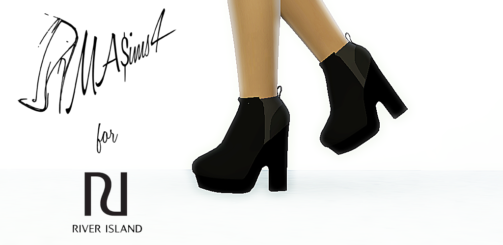 RiverIsland 3D Boots by MrAntonieddu