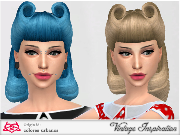 Victory Rolls 01 by Colores Urbanos