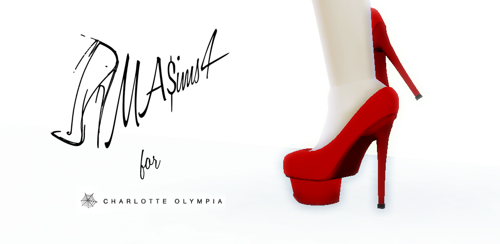 C.O. Platform Pumps by MrAntonieddu