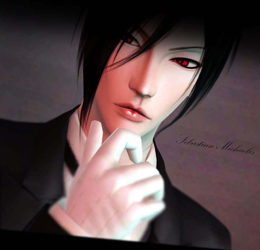Sebastian Michaelis by TV