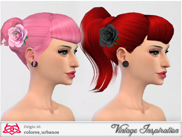 Rose (hat) by Colores Urbanos