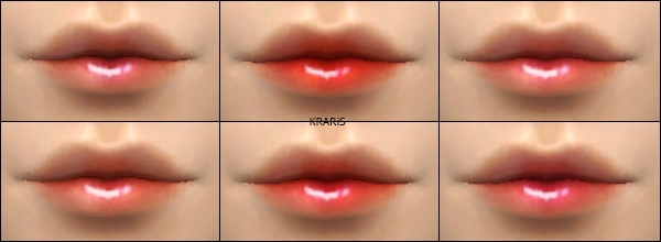 Lipstick for Females by Kl2al2is