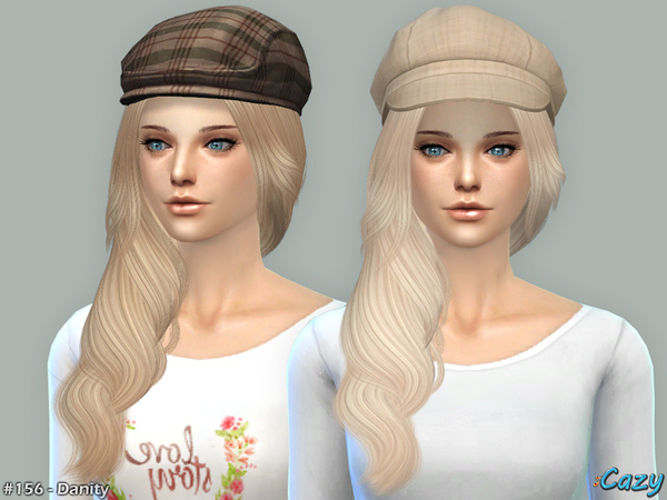Danity Hairstyle - Female by Cazy