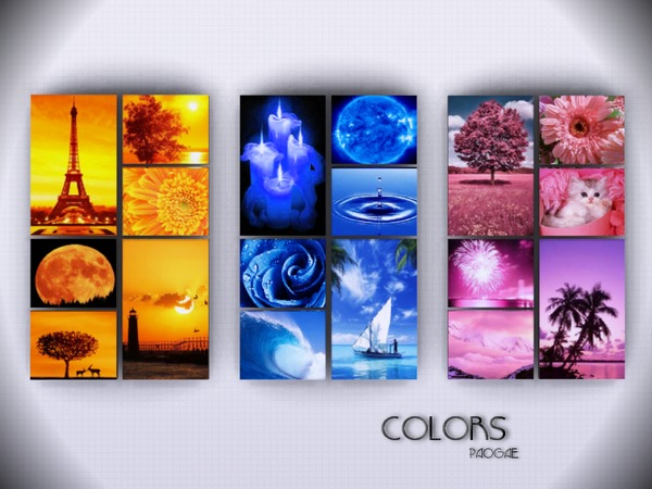 Colors by Paogae