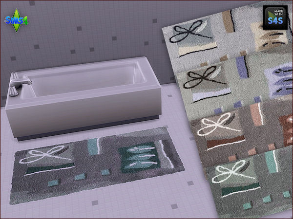 Bathroom Rugs by Mabra