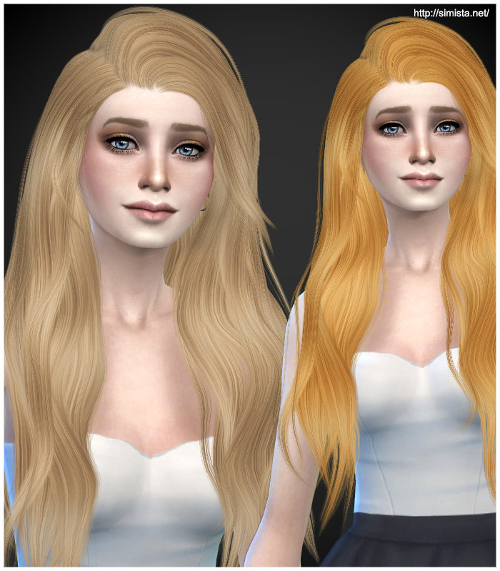 Stealthic Heaventide Hair Retexture by Simista