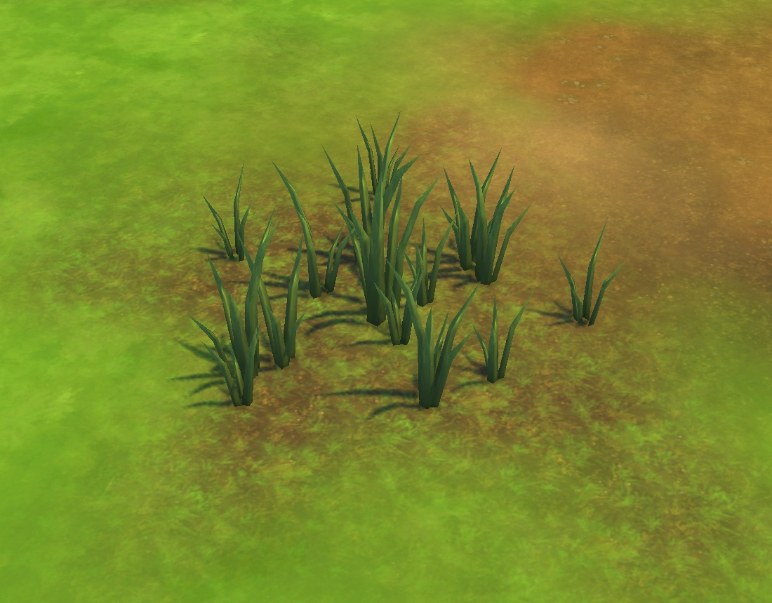 Liberated Grass/Reeds by plasticbox