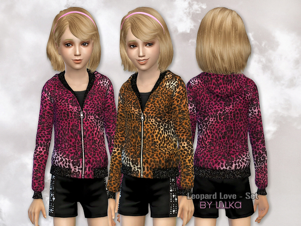 Leopard Love - Set by lillka