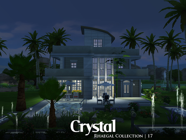 Crystal (Furnished) by Rhaegal