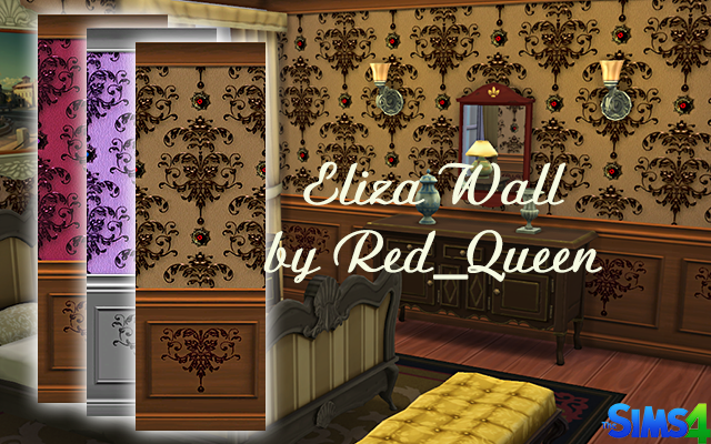 Eliza Wall by Red_Queen