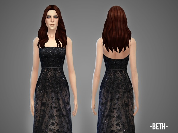 Beth - gown by -April-