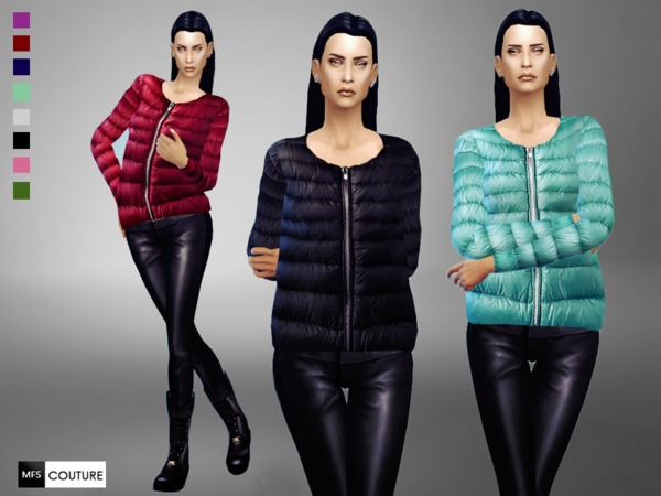 MFS Outwear: Moncler by MissFortune